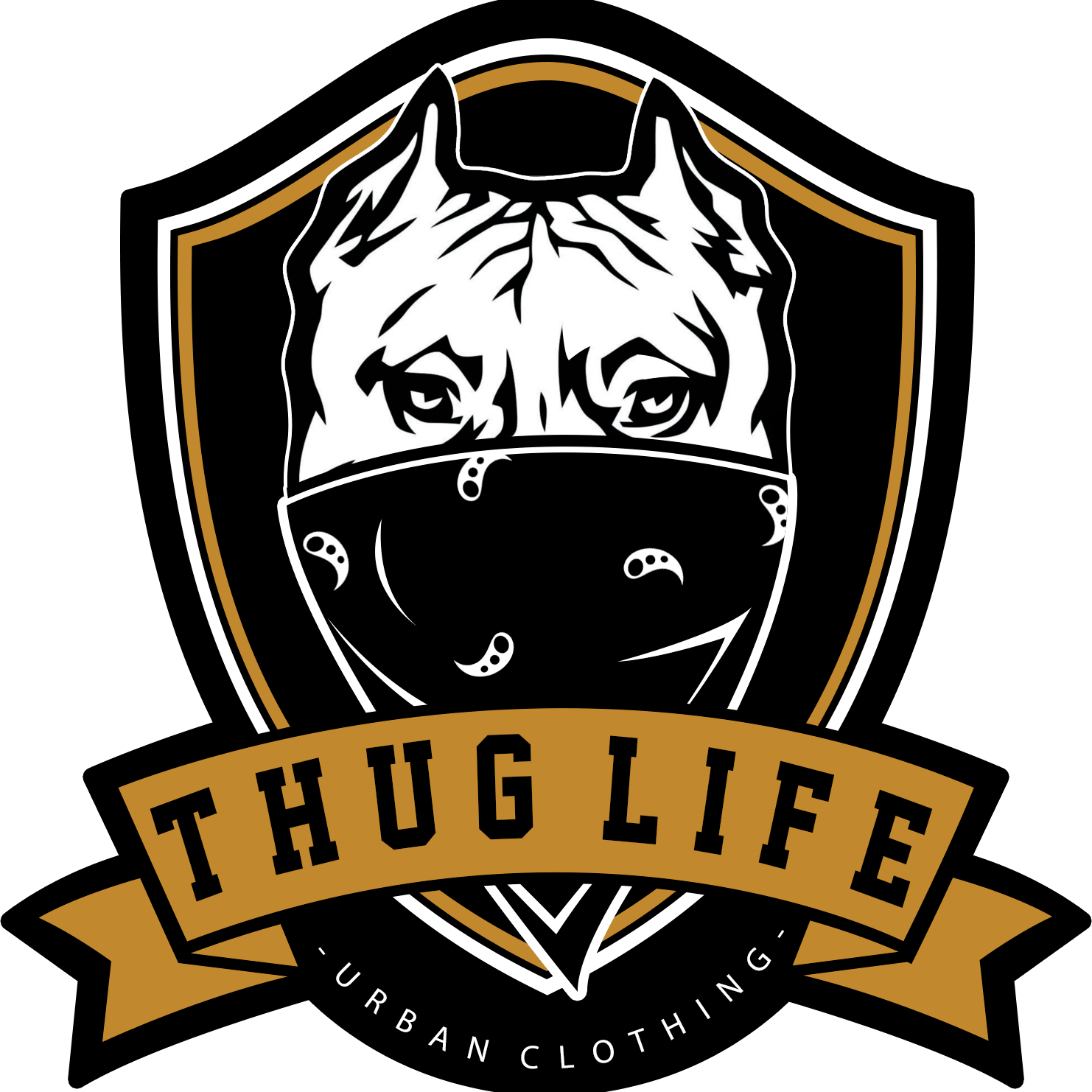 thug logo