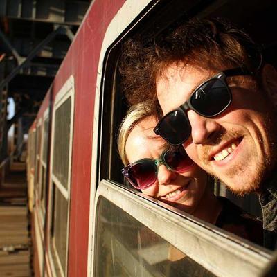 Brian & Noelle (@wanderingon_bn) Twitter profile photo