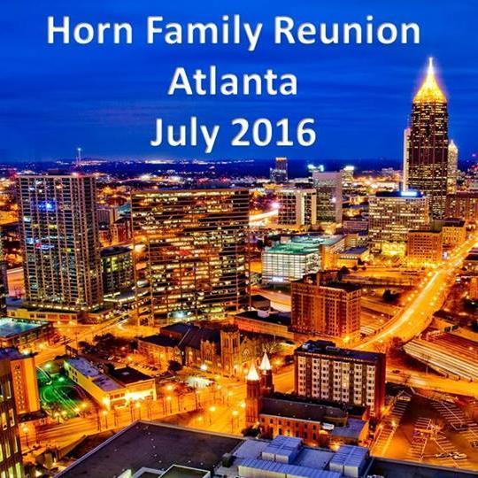 Horn Family Horn Family Reunion