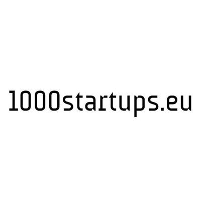 1000startups Europe | Social Profile