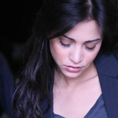 Morjana Alaoui mylène jampanoï