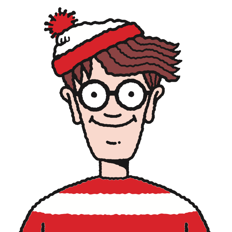 Image result for wheres wally