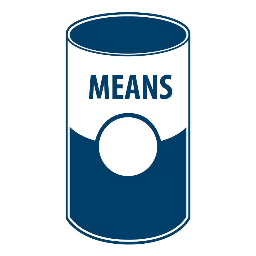 logo for Means Database