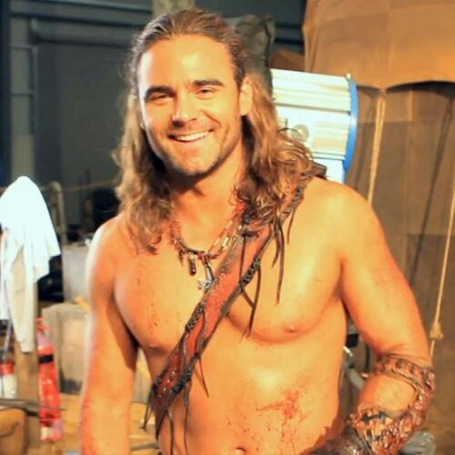dustin clare married