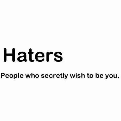 Haters Quotes Hatersquottes Twitter