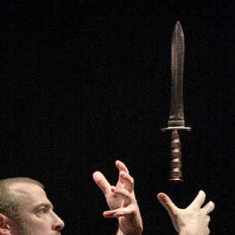 the dagger scene in macbeth Macbeth will suffer more frightening apparitions in the scenes that follow, and lady macbeth will go mad trying to scrub away blood on her hands that only she can see as macbeth fears, the murder of duncan is not a deed that will be done, when 'tis done.