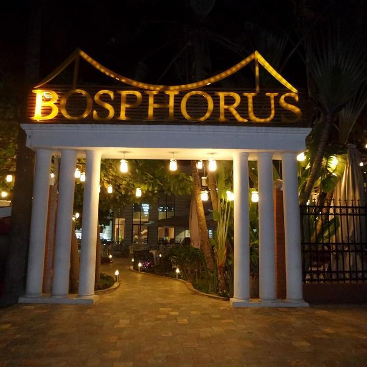 Bosphorus restaurant, best restaurants in Accra, turkish restaurant in Accra