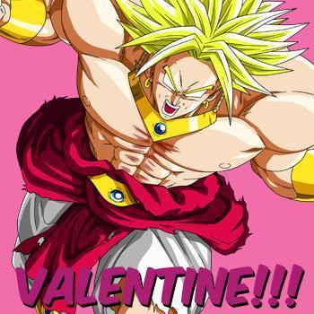 Dbz Valentine Cards Dbzvalentines Twitter