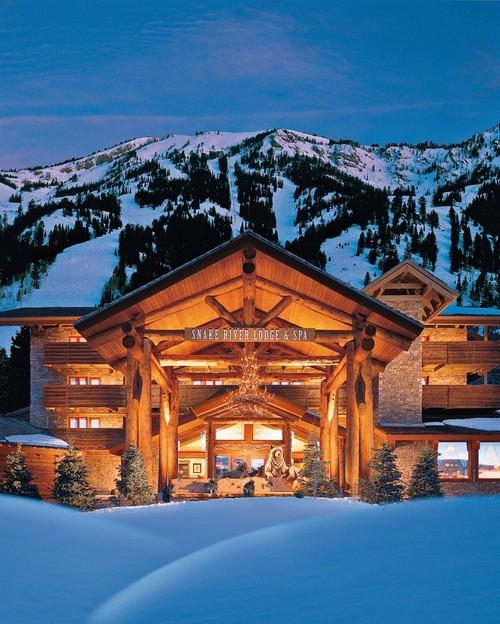 Snake River Lodge (@SnakeRiverLodge)