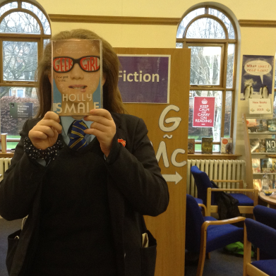 St Bede's Library (@StBedesLibrary) Twitter profile photo