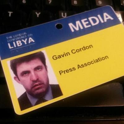 Gavin Cordon on Muck Rack