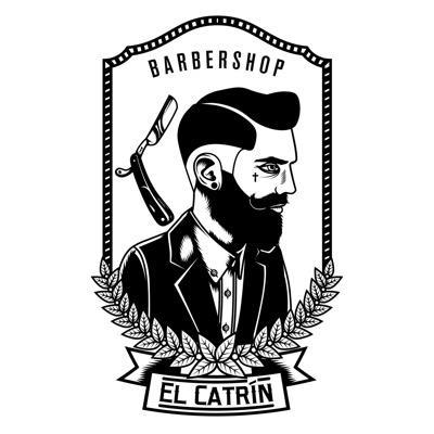 Barber Apparel : El Catr?n Barbershop (@elcatrinmexico) Twitter