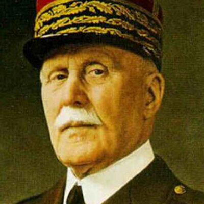 a biography and life work of henry philippe petain during the world war two Henri philippe benoni omer joseph pétain (24 april 1856 – 23 july 1951), generally known as philippe pétain (french: [filip petɛ̃]) or marshal pétain (maréchal pétain), was a french general who reached the distinction of marshal of france, and was later chief of state of vichy france (chef de l'état français), from 1940 to 1944 pétain, who was.