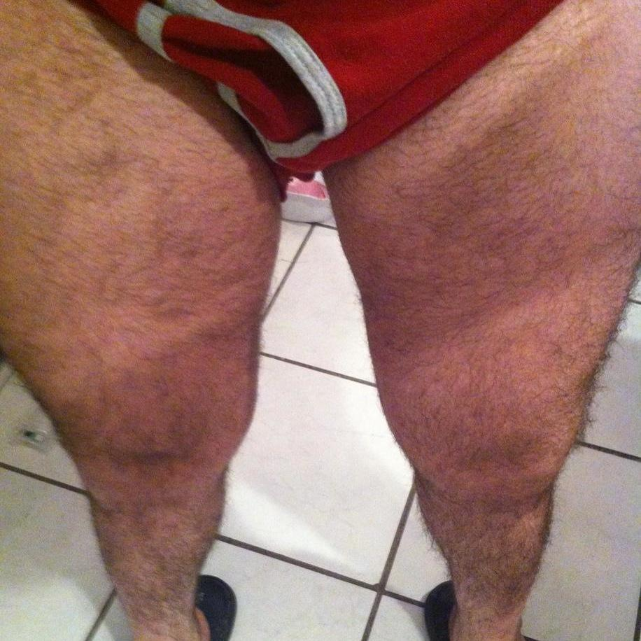 Guys thighs big do like why Boys, do