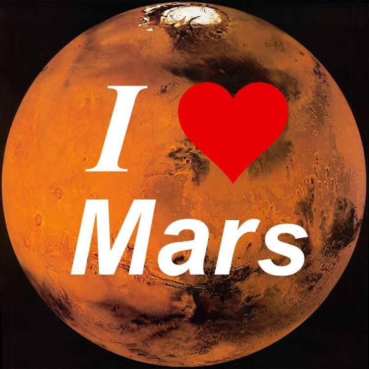 I Love Mars