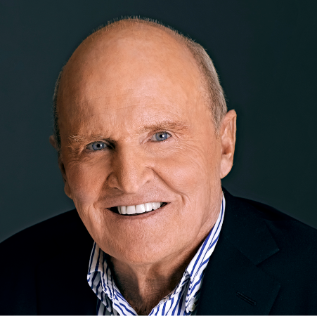 Jack Welch Social Profile