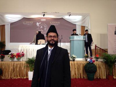 Ahmad Tareque Mubash