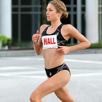 Sara Hall Social Profile