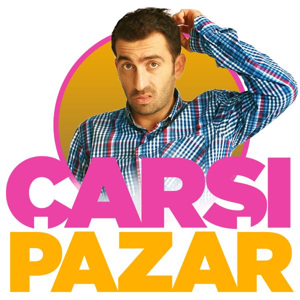 Carsi Pazar (2015) [Turkish] SL DM - Erdem Yener, Ayhan Tas, Emin Olcay