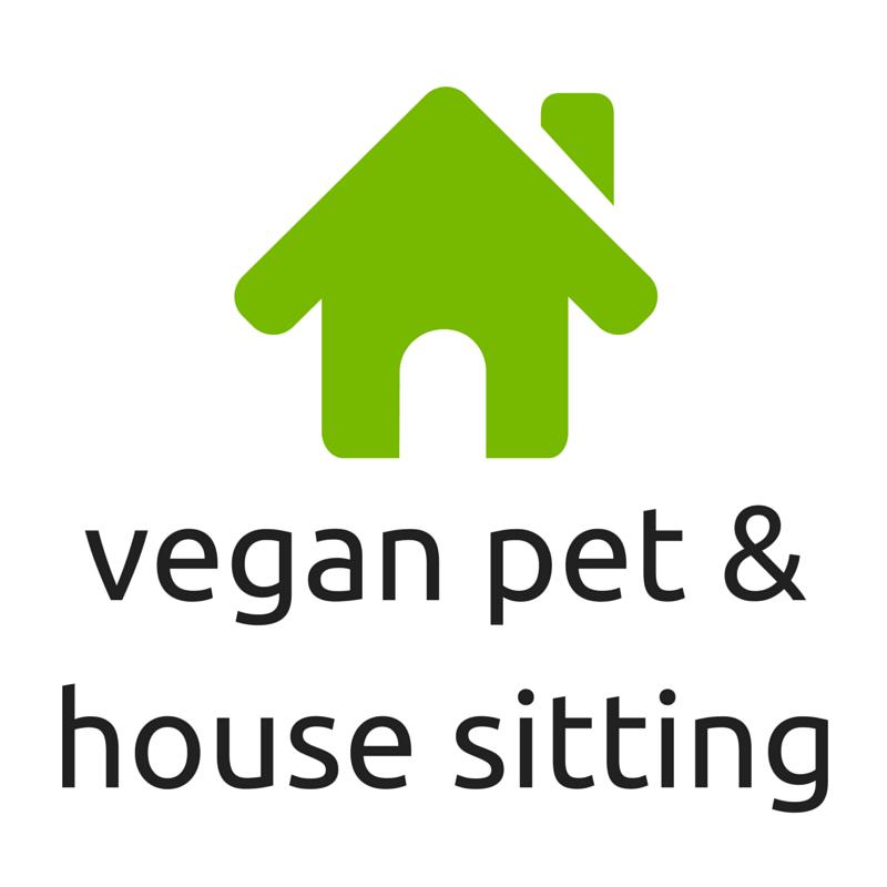 Haus Sitting: Vegan House Sitting (@VeganSitting)
