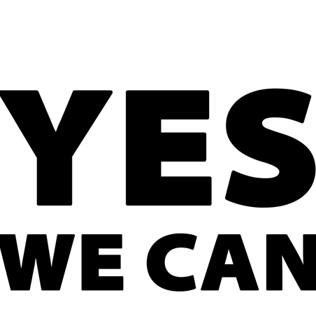 Yes we can team ywcyp 2014 twitter for Bett yes we can