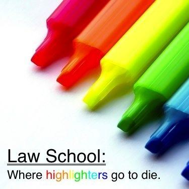 Mature law students