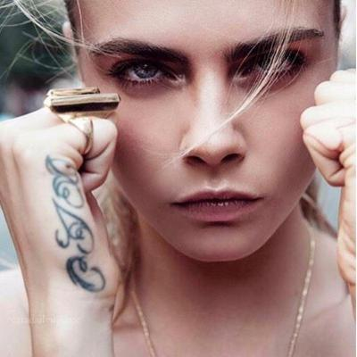 Twitter profile picture for Cara Delevingne