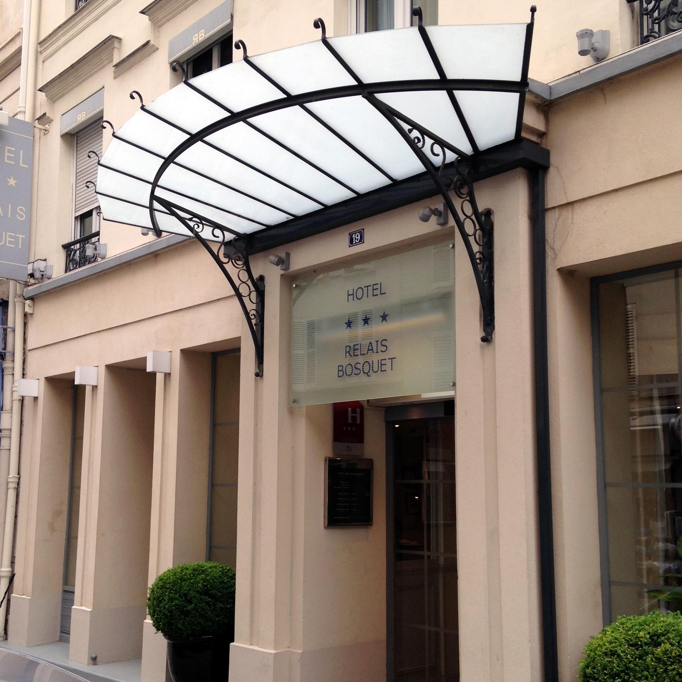 Hotel Relais Bosquet Paris France