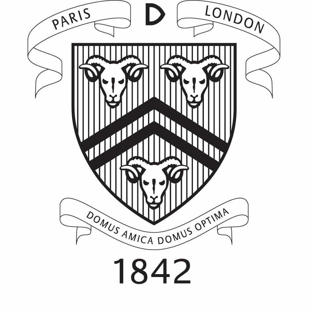Logo Cloth Dormeuil