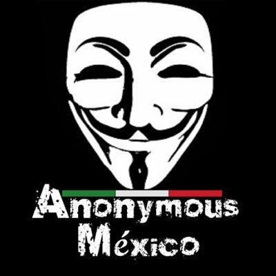 Anonymous México 🇲🇽