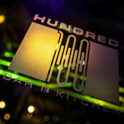 Hundred Bar And Kitchen Menu