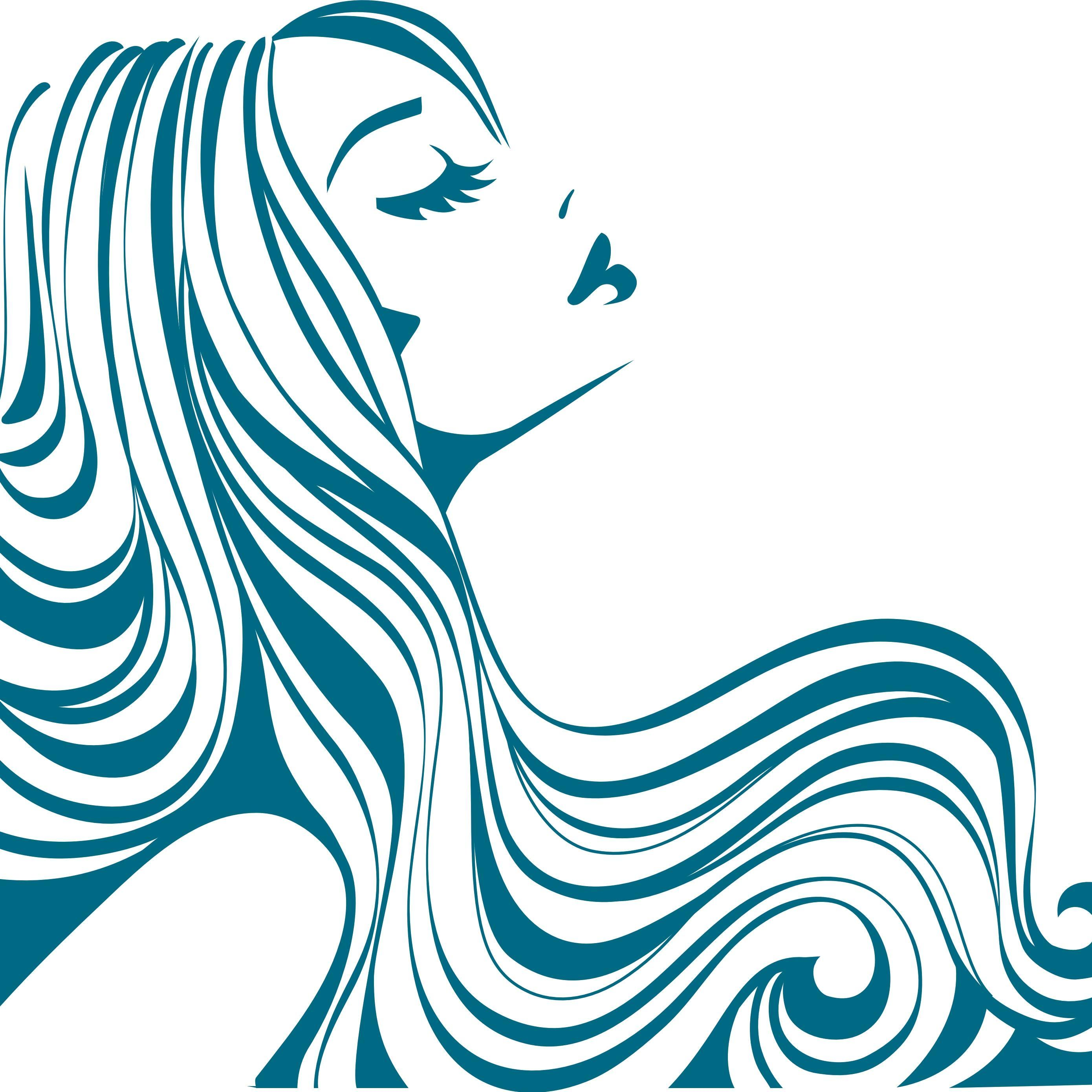 Hair beauty salon vector art free vector download 210964