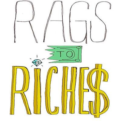 from rags to riches deutsch