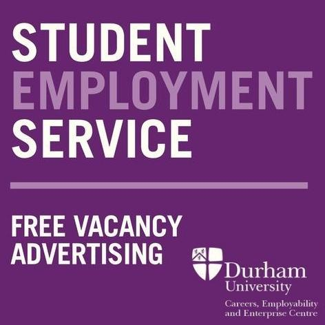 There are a number of external online jobs boards that advertise part-time vacancies in the Durham and Stockton areas. As many of these jobs boards are well-known websites advertising nationally, there is usually a much wider selection of vacancies available.