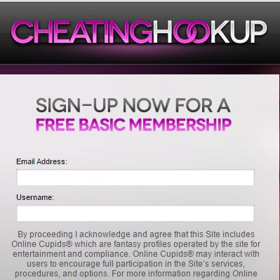 Cheatinghookup com