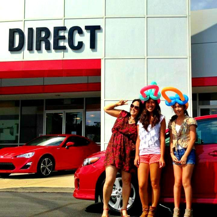 Charming Toyota Direct