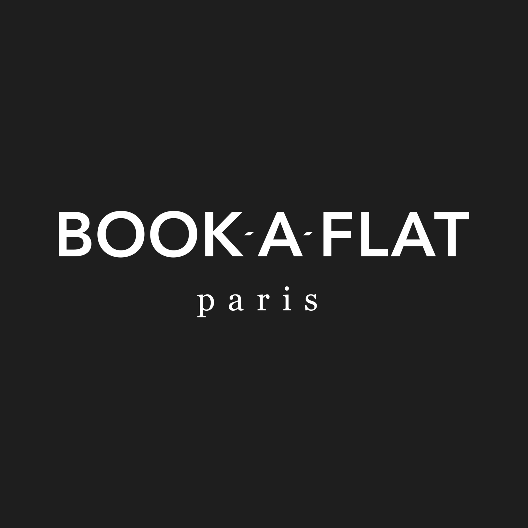 book a flat in paris bookaflat twitter. Black Bedroom Furniture Sets. Home Design Ideas