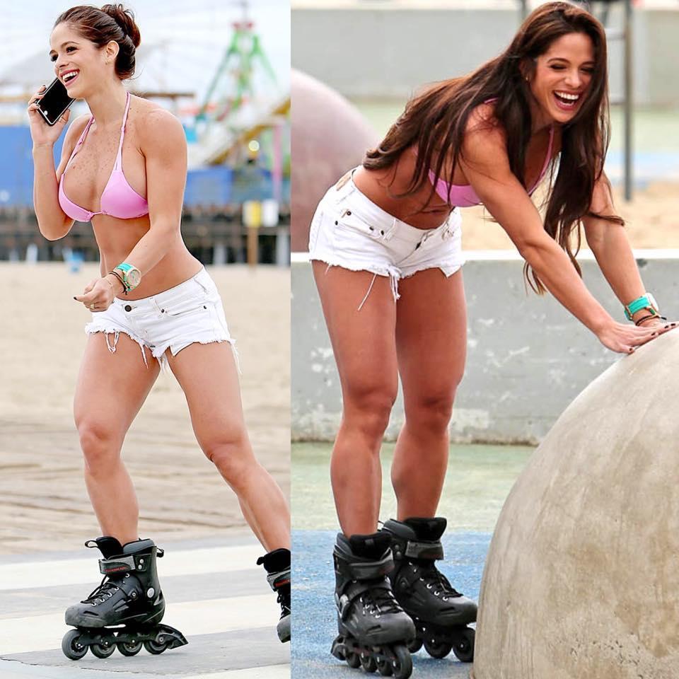 patinadoras sexis