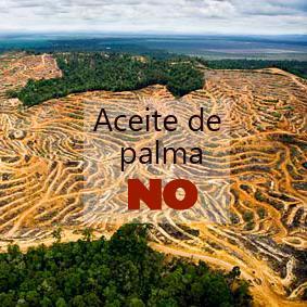 No al aceite de palma