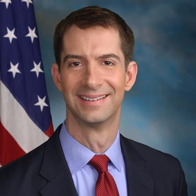 Tom Cotton (@SenTomCotton) Twitter profile photo