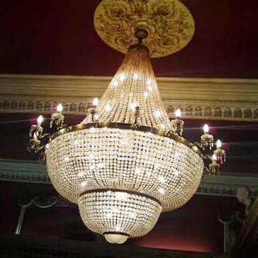 Kings chandeliers kingslighting twitter kings chandeliers aloadofball Choice Image