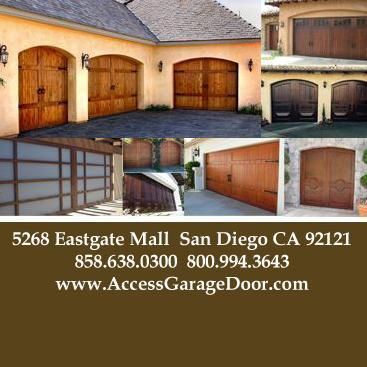 Access Garage Doors On Twitter Sdliving Sandiego