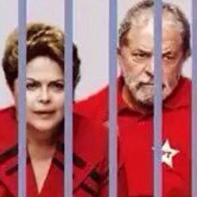 Dilma na Cadeia