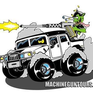 Likes Machine Gun Tours