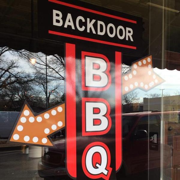 Back Door Barbecue