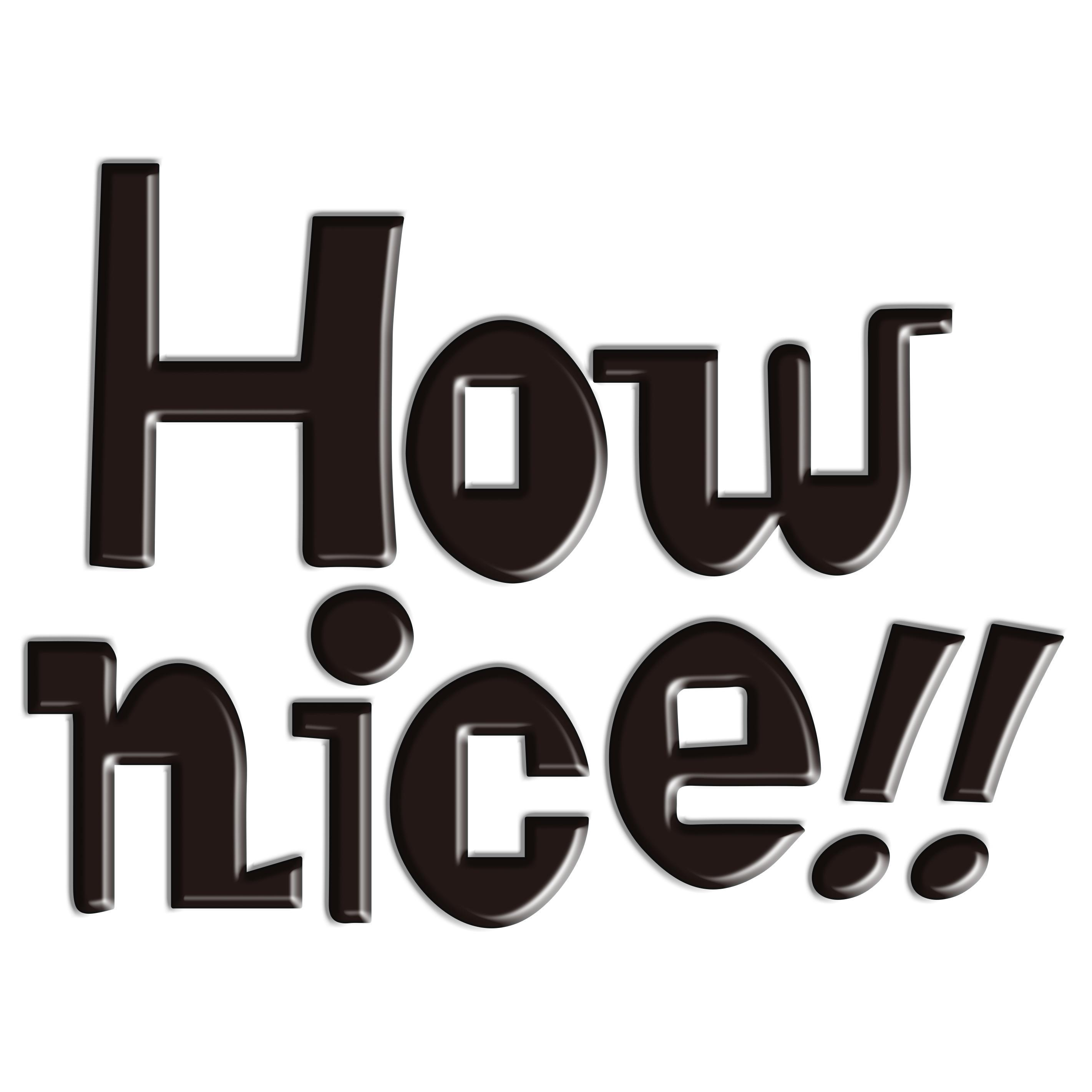 Image result for How nice