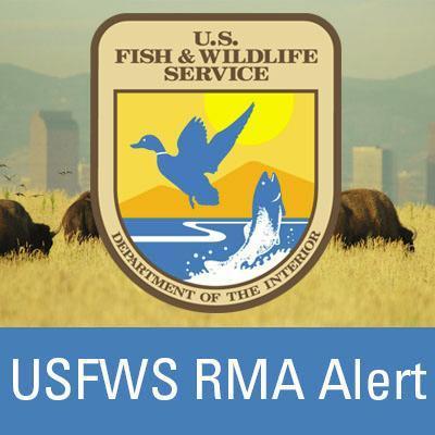 USFWS RMA Alert