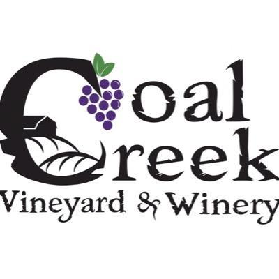 Image result for coal creek vineyard logo