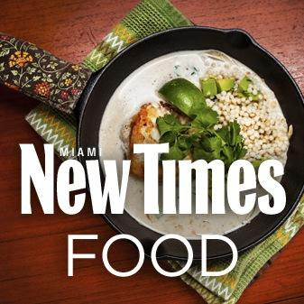 Miami New Times Food Social Profile