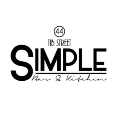 Simple Bar Kitchen